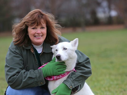 Dover dog rescuer