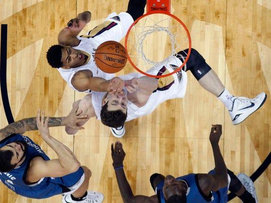Timberwolves Pelicans Basketball