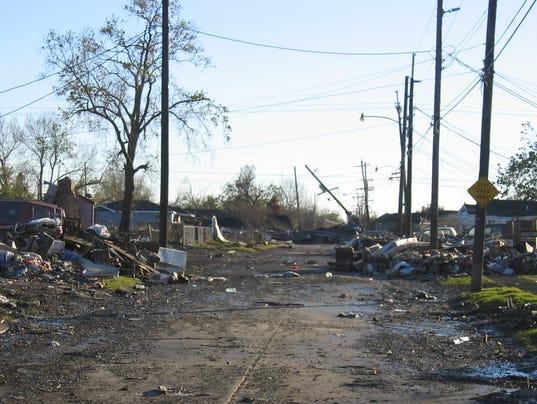 Louisiana Still Finding Katrina Damage