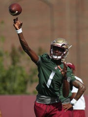 James Blackman will become the first true freshman
