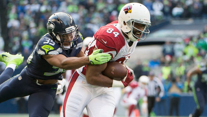 Cardinals tight end Jermaine Gresham caught 33 passes for 322 yards and two touchdowns last season.