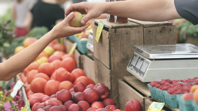 The market takes place weekly and is open to the public from 4 p.m. to 6:30 p.m. on Wednesdays at the canopy at the corner of Ashmun and Portage.
