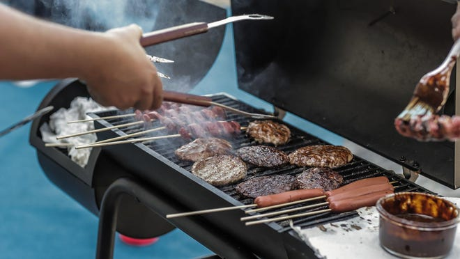 Between 2009 to 2013, an average of 8,900 grill fires occurred on residential property each year, says the U.S. Fire Administration, resulting in $118 million in property damage annually.
