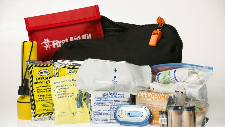 Build your preparedness kit in 24 weeks: Begin here