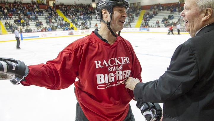 Nieuwendyk returning to Lynah for charity