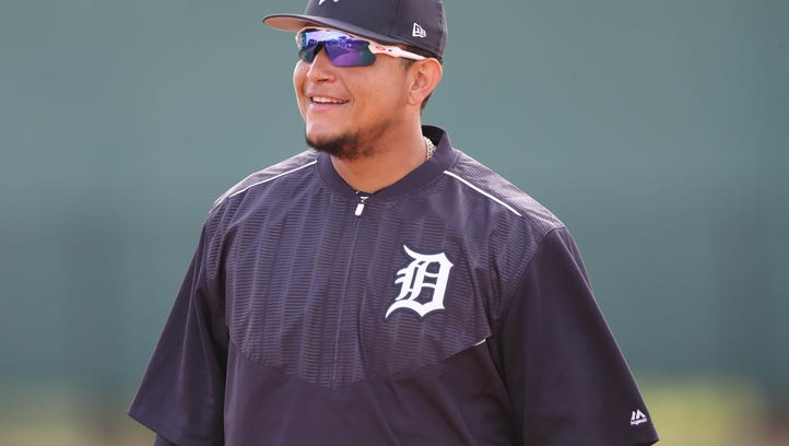 Tigers' Miguel Cabrera: 'Let's make one more shot' at World Series