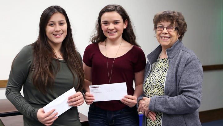Mukwonago essay contest winners stay optimistic despite challenges
