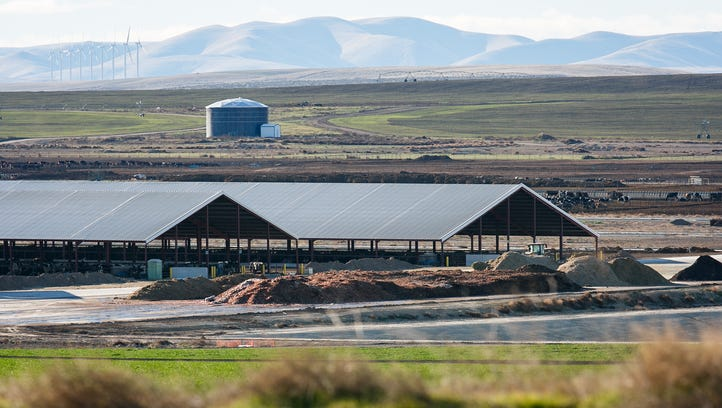 State officials let mega-dairy use loophole to tap endangered Oregon aquifer