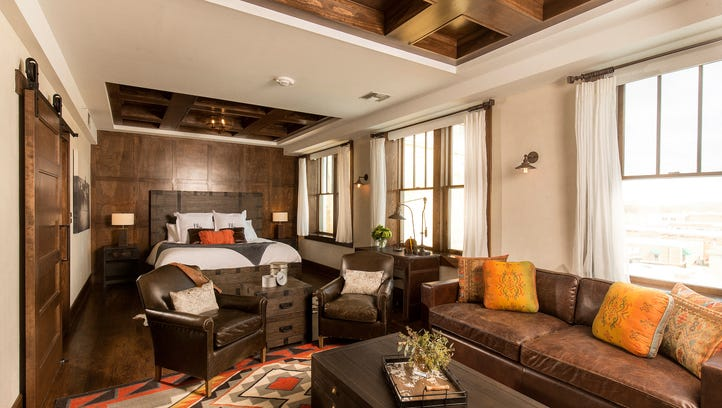 The Pioneer Woman opens a boutique hotel in Oklahoma