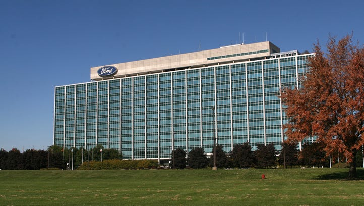 Detroit Free Press Ford Motor Company News
