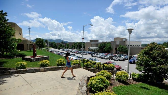 Asheville-Buncombe Technical Community College.