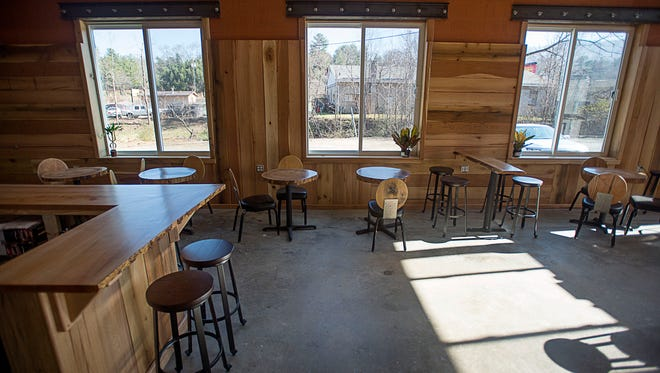 Sweeten Creek Brewing, the county's 21st craft brewery, opens Monday.