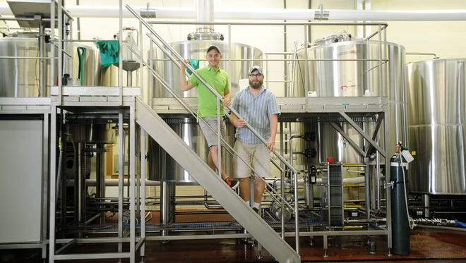 Hi-Wire Brewing opened its new facility near Biltmore Village this year.
