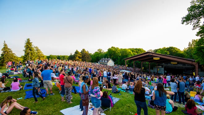Meadow Brook Music Festival is now Meadow Brook Amphitheatre.