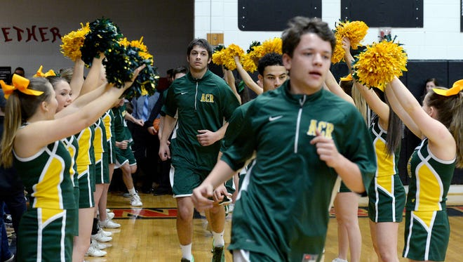 Reynolds has reached the third round of the NCHSAA 3-A boys basketball playoffs.