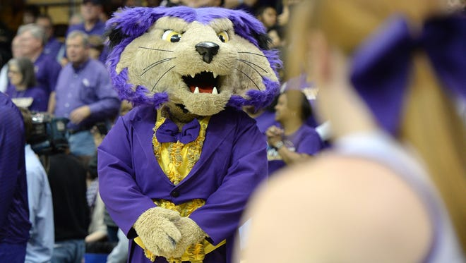 Western Carolina University defeated Wofford 88-83 in double overtime in their Southern Conference Basketball Championship game at the U.S. Cellular Center on Saturday, March 5, 2016.