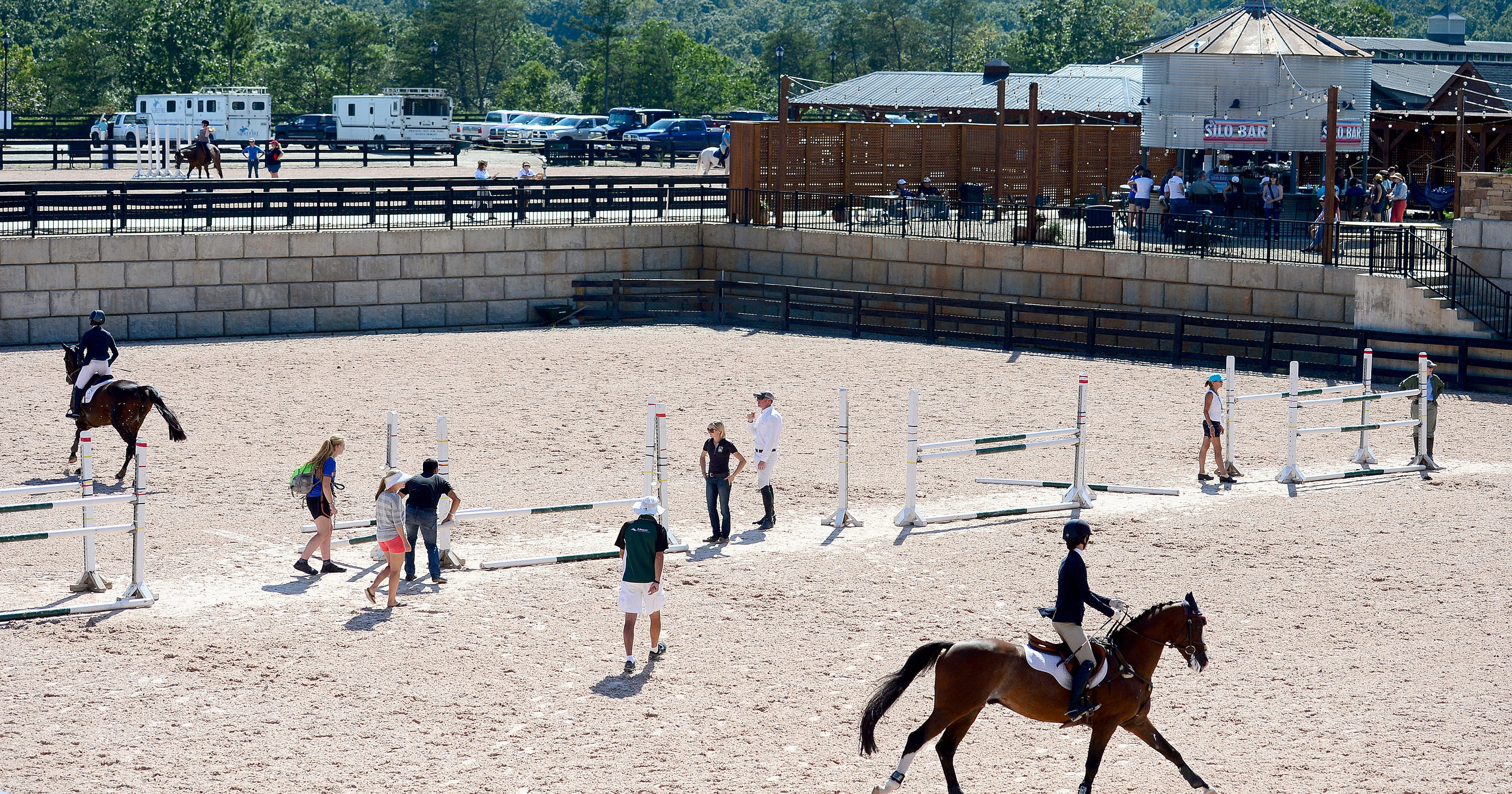 Tryon To Host 18 World Equestrian Tournament