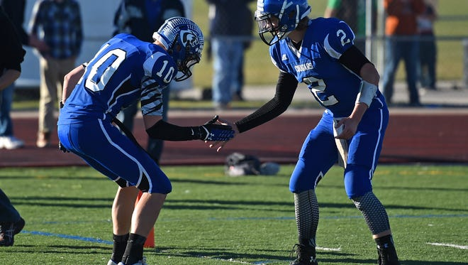 Resurrection Christian plays at Platte Valley on Saturday.