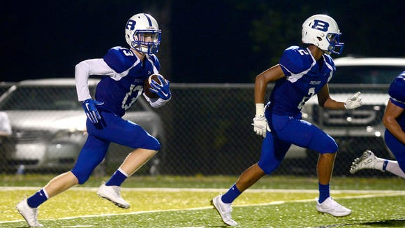 Brevard is a new entrant in the Citizen-Times Best of the West rankings after Friday's win at Franklin.