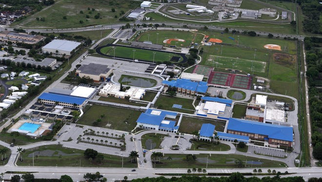 Martin County High School (FILE PHOTO)