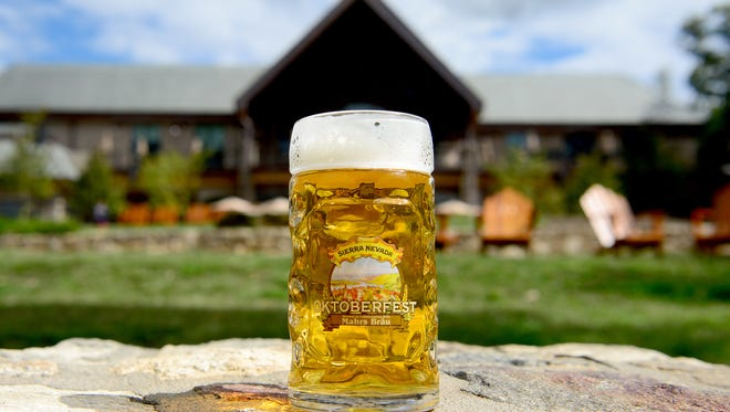 Sierra Nevada Brewing hosts a big Oktoberfest party Oct. 15 at the brewery in Mills River.
