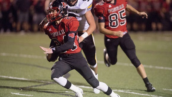 Pisgah is fifth in this week's 3-A state football poll from NCPreps.com.