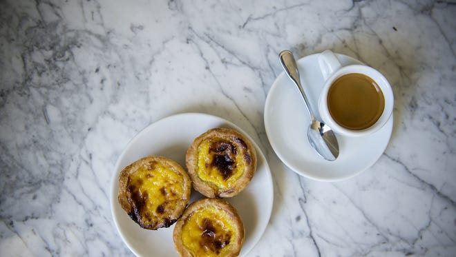 The traditional Portugese pastry nata is a simple yet flavorful treat- a nest of puff pastry filled with custard so when cooked at a very high heat the layers of butter and dough become crispy. OWL Bakery makes handmade goods while exploring baking traditions from around the world.