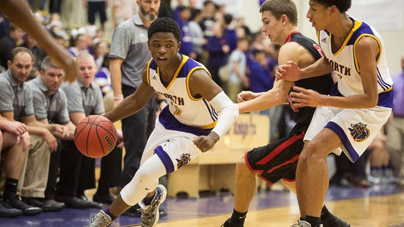 North Henderson rolled past Pisgah, 68-45, on Tuesday