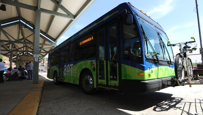 The city of Asheville announced Monday it was expanding ART bus service in 2018.