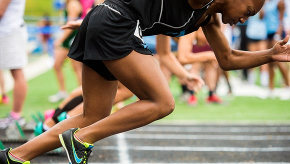 WNC's best track and field athletes competed at the NCHSAA state meet this weekend.