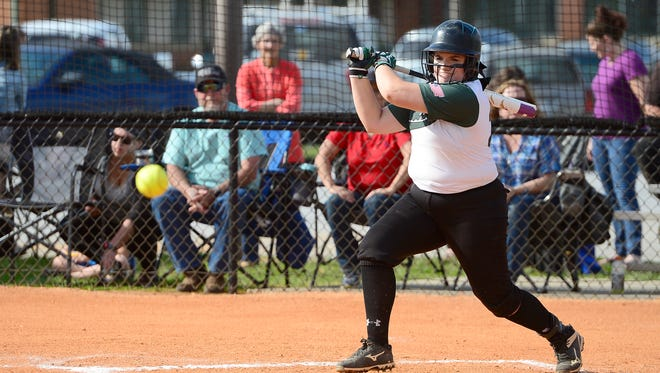 East Henderson is one of the state-ranked teams in Western North Carolina Athletic Conference softball.