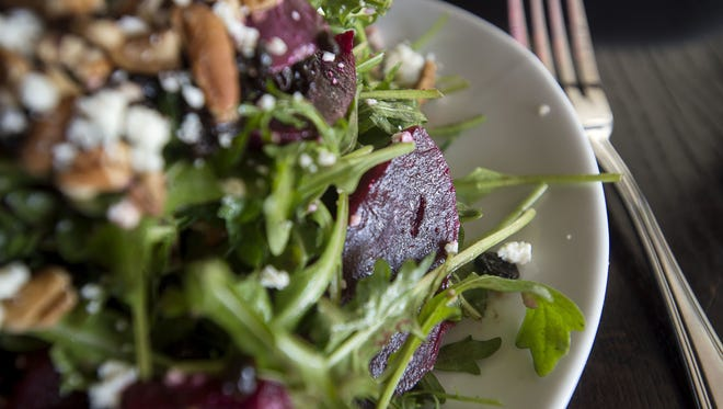 Local food shines at two events this month.