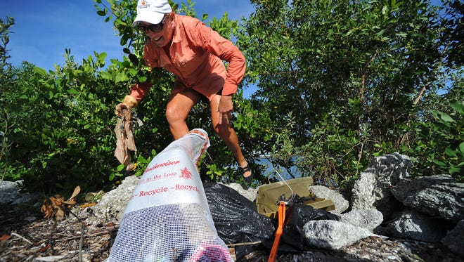 10th Anniversary Treasure Coast Waterway Cleanup: Help remove trash from the waters of the Treasure Coast. 8 a.m.-noon July 29. Most boat ramps in Martin, St. Lucie and Indian River Counties. Register: 772-219-9522; info@tcwaterwaycleanup.com.