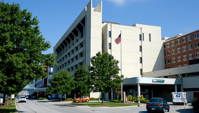 Mission Health, parent company of Mission Hospital, pictured here, has been granted $1.25 million to integrate behavioral health care with primary care in western North Carolina.