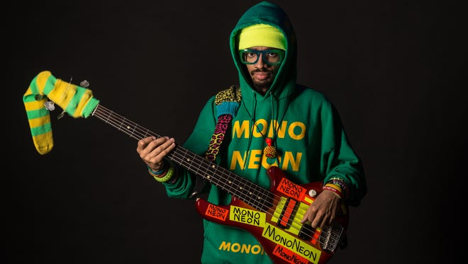 The emergence of jazz-funk musician MonoNeon was one of the more exciting developments in Memphis music in 2017.
