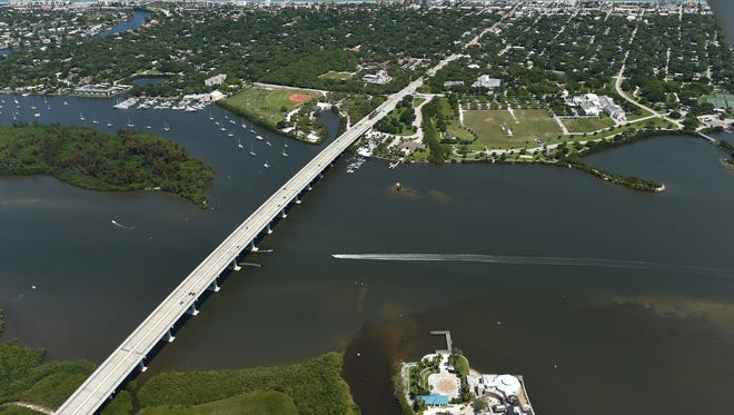 Part of the beauty of Indian River County is see in this aerial of State Road 60/Beachland Boulevard, the Merrill P. Barber Bridge, Riverside Park and the Indian River Lagoon. But there's more to the county than the lagoon, Atlantic Ocean and other wonderful environmental and cultural amenities.