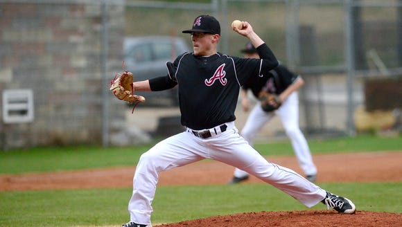 Asheville hosted Roberson in baseball on Wednesday,