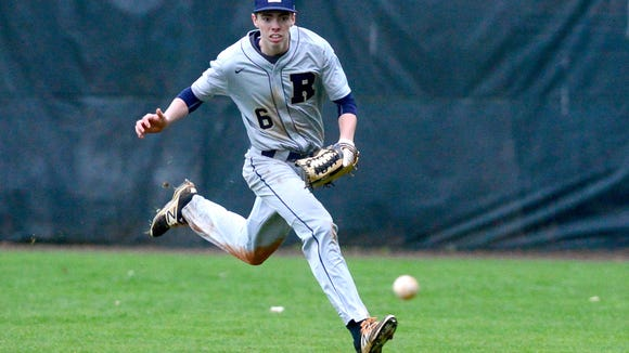 Asheville hosted Roberson in baseball on Wednesday, Feb. 28, 2018. The Cougars defeated the Rams 6-5 in five innings. The game was called due to darkness.