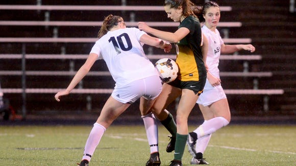 Asheville hosted Reynolds in on Tuesday, April 24, 2018. The teams tied 2-2 in overtime.
