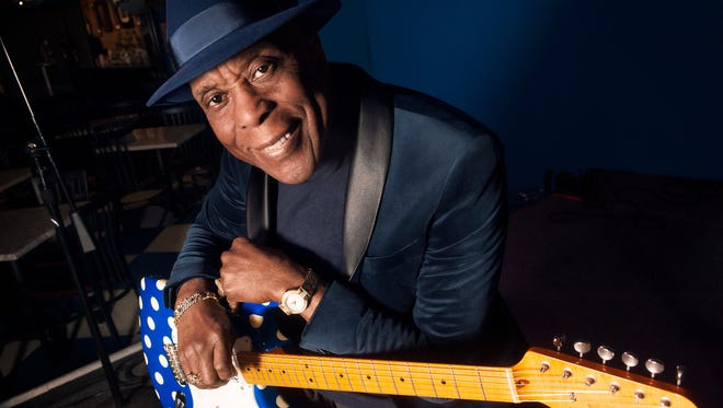 Buddy Guy will perform at the Peace Center Sept. 28.