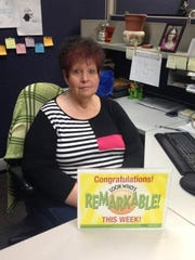 """Shirley McCoy was nominated and won the Statesman Journal's """"You're Remarkable"""" award many times."""