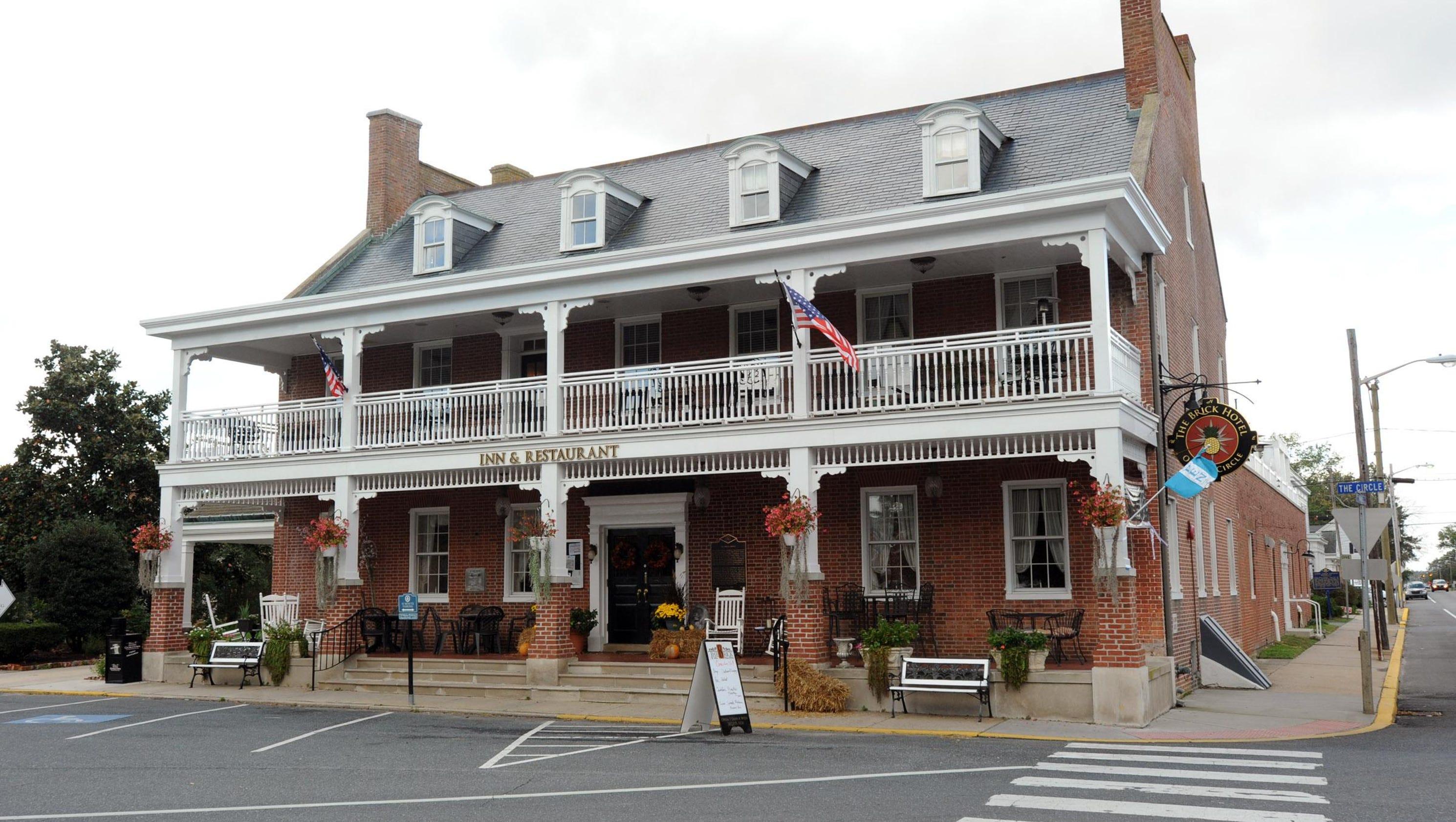 Brick Hotel Georgetown Delaware Restaurant