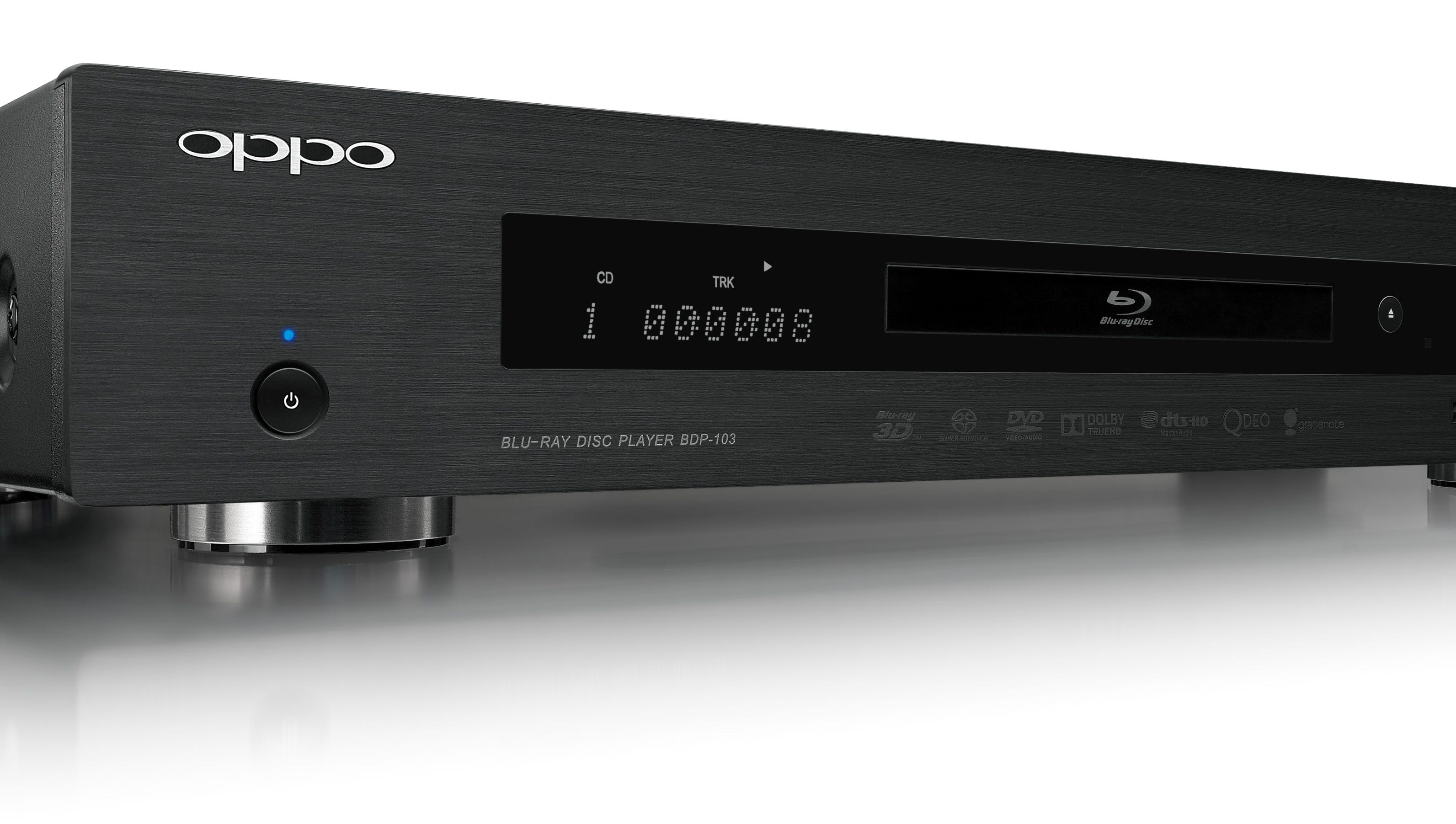 oppo disc player links past and present of music video
