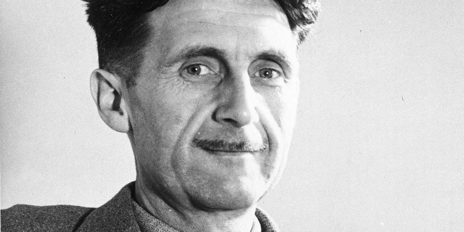 You may be using the term 'Orwellian' wrong. Here's what George Orwell was actually writing about