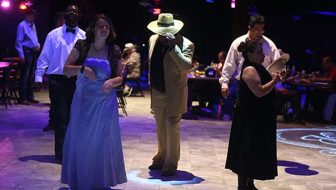 New Hope Vineyard Church in Fremont will serve as one of nearly 500 churches around the world registered to host Night to Shine 2019 simultaneously on Feb.8 at Terra State Community College. The event is sponsored by the Tim Tebow Foundation. The photo shows A Night to Shine event in San Angelo, Texas, last year.