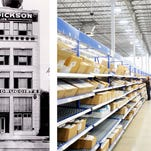 175 years with Morris & Dickson : Then and now