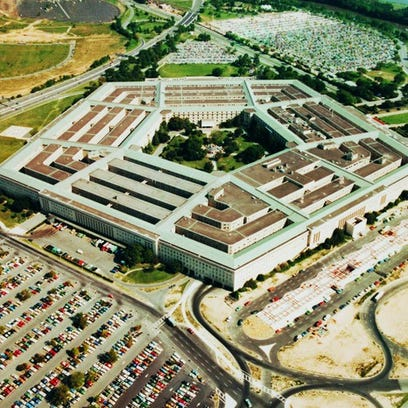 Most transgender troops to be banned under new Pentagon policy