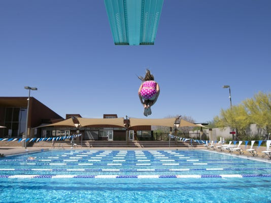 McDowell Mountain Ranch Aquatic and Fitness Center