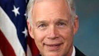 U.S. Sen. Ron Johnson of Wisconsin.