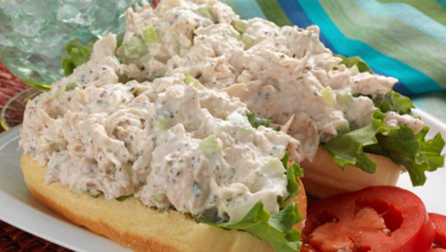 Fareway Chicken Salad Alert Issued In 5 States For Possible Salmonella